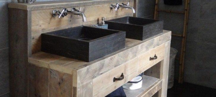 Badkamermeubel maken van hout bouwtekeningen for Zelf meubels maken van hout