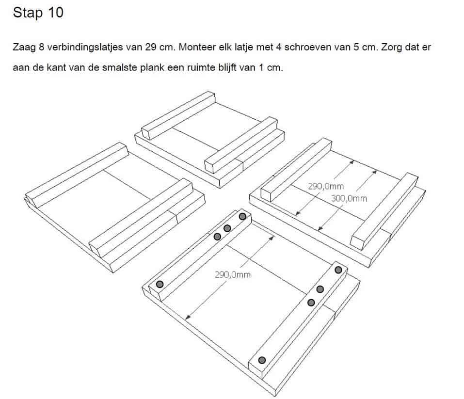 top 10 steigerhout bouwtekeningen tv meubel