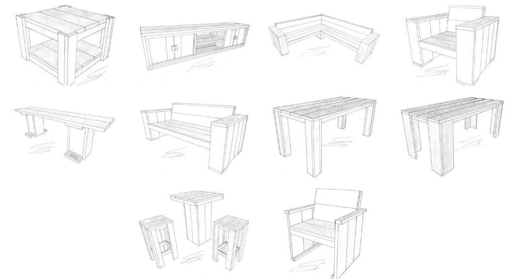 top 10 steigerhout bouwtekeningen