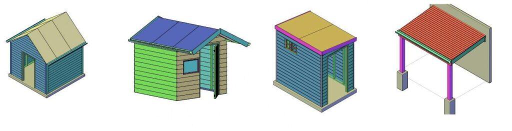 bouwtekening schuur pdf