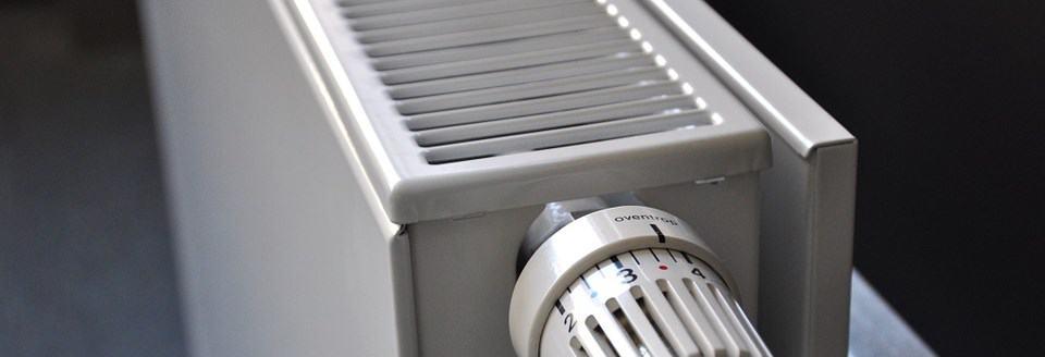 radiator zonder ombouw